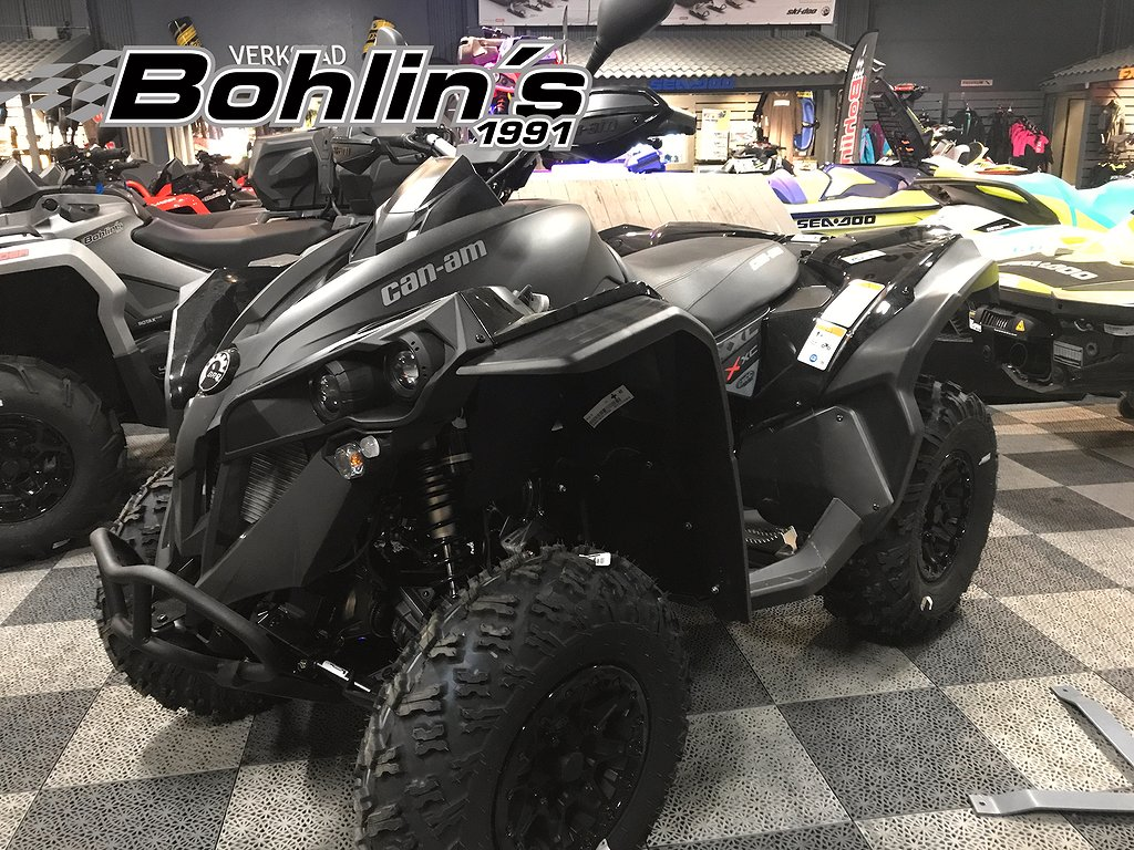 Can-Am Renegade Xxc 1000 T3 B ABS -18