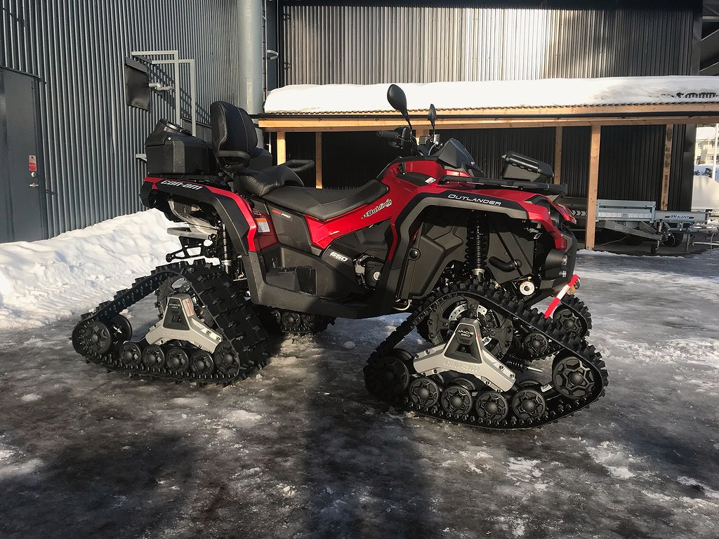 Can-Am Outlander Max Pro 650 T3 B -19