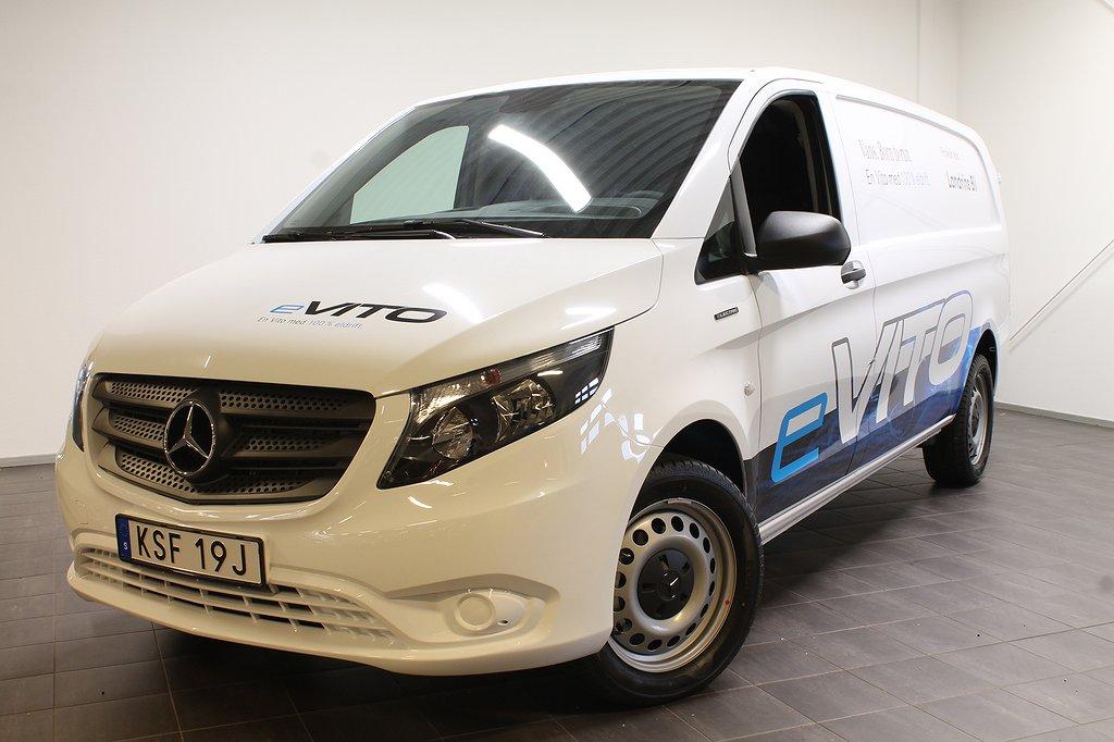 Mercedes-Benz eVito  Single Speed 116hk
