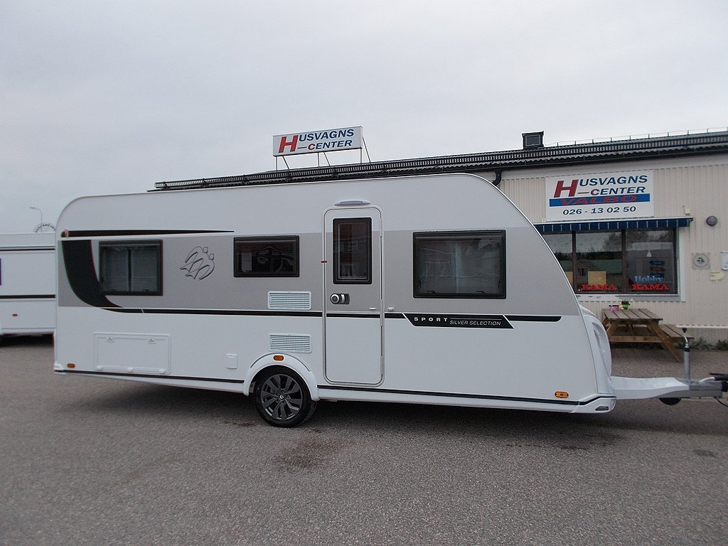 Knaus 540 UE Silver Selection