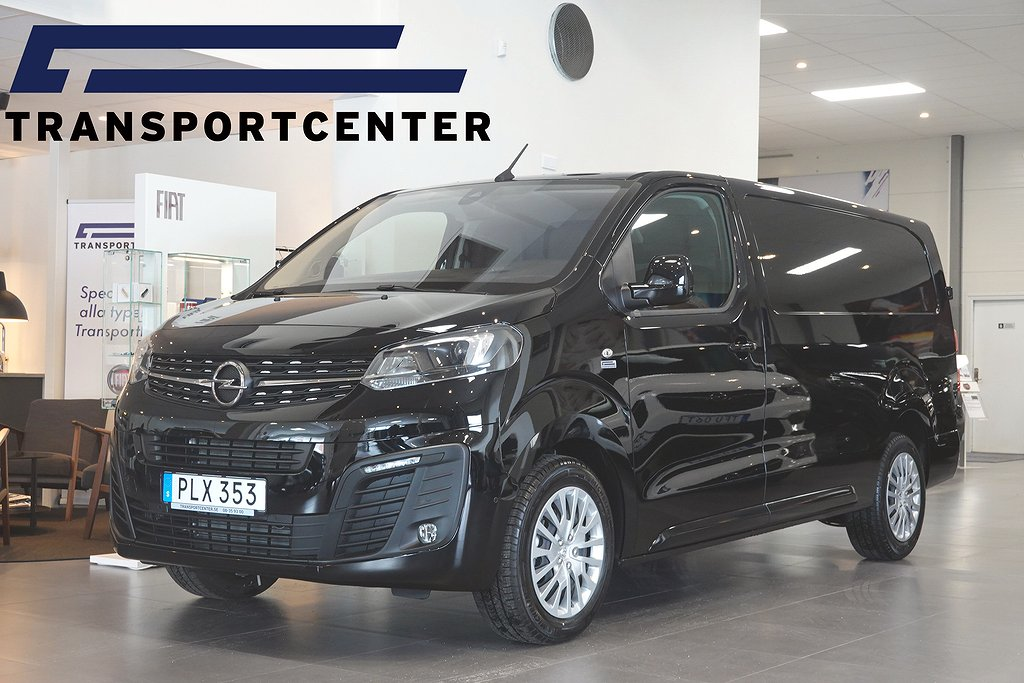 Opel Vivaro Launch Edition L3 180hk Automat