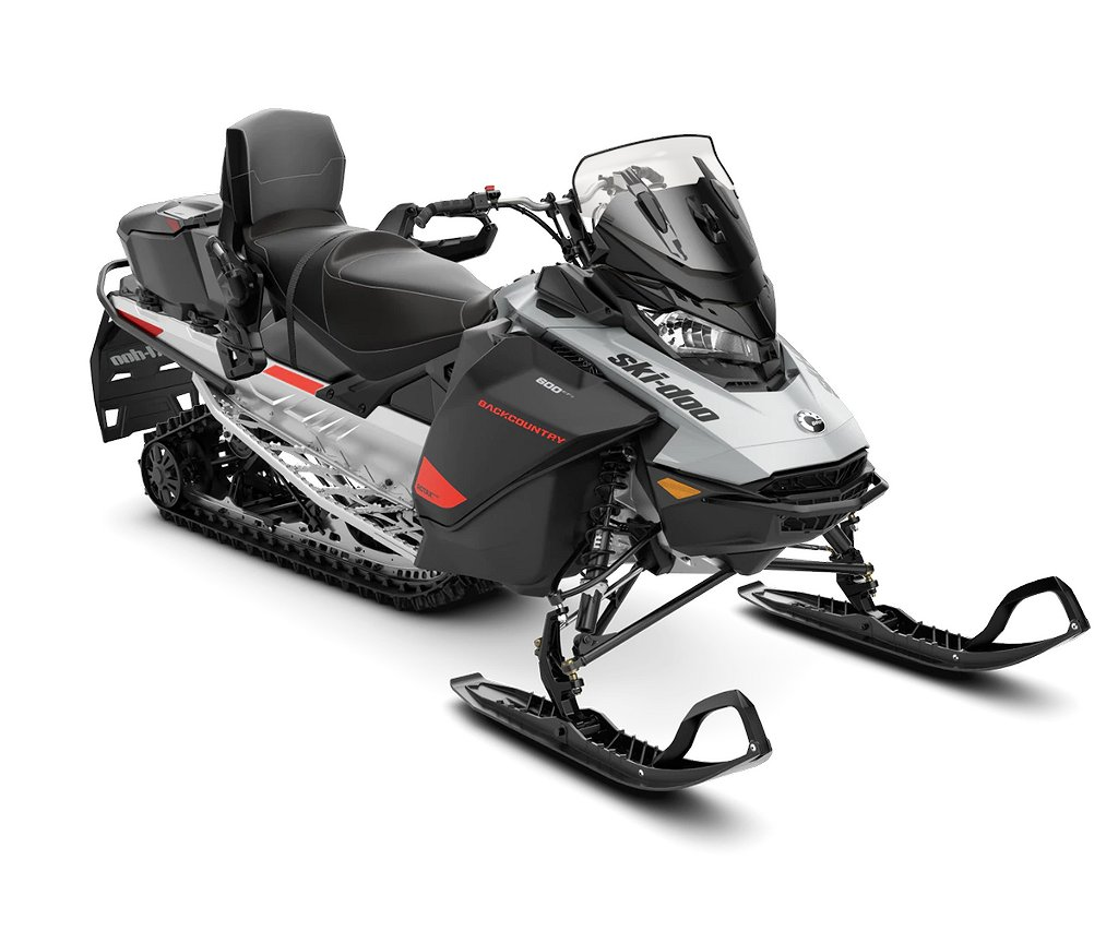 Ski-doo Backcountry Sport 600 EFI -22 2022 *Boka nu*