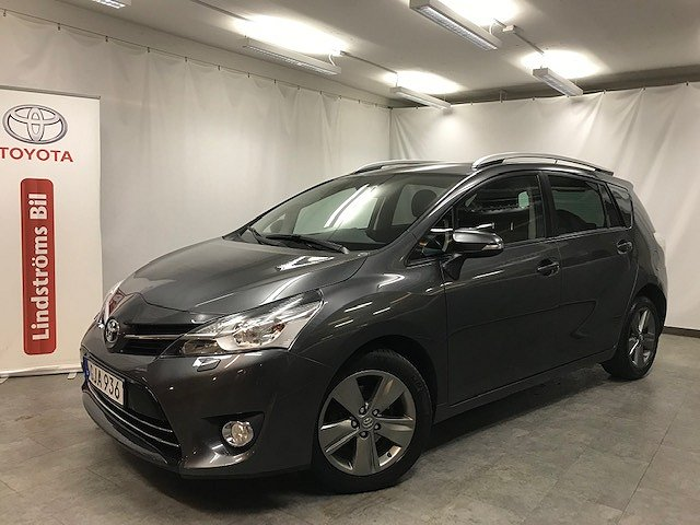 Toyota Verso VERSO 1.6 D-4D MAN EDITION 50 7-sits