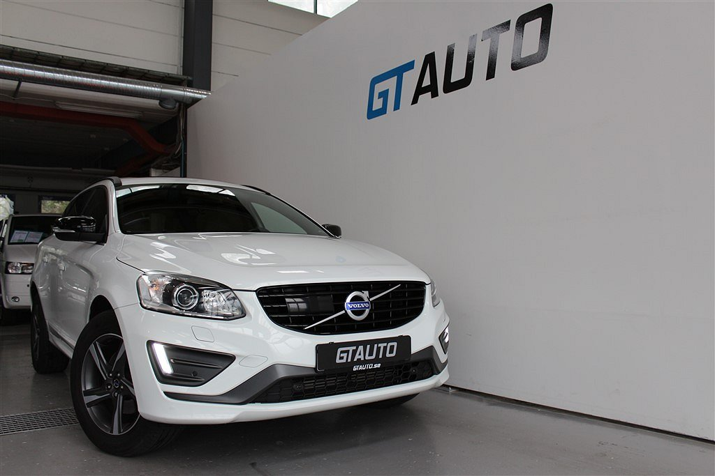 Volvo XC60 D4 AWD R-DESIGN BUSINESS E PRO