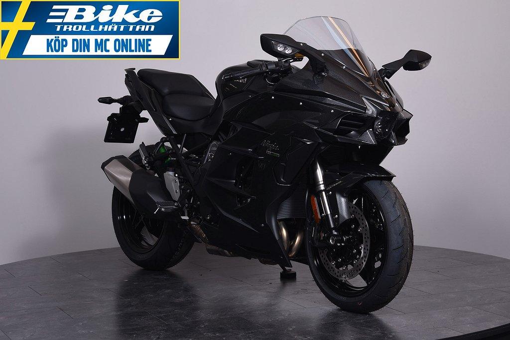 Kawasaki NINJA H2SX Fabriksny SPARA 45.000:- !