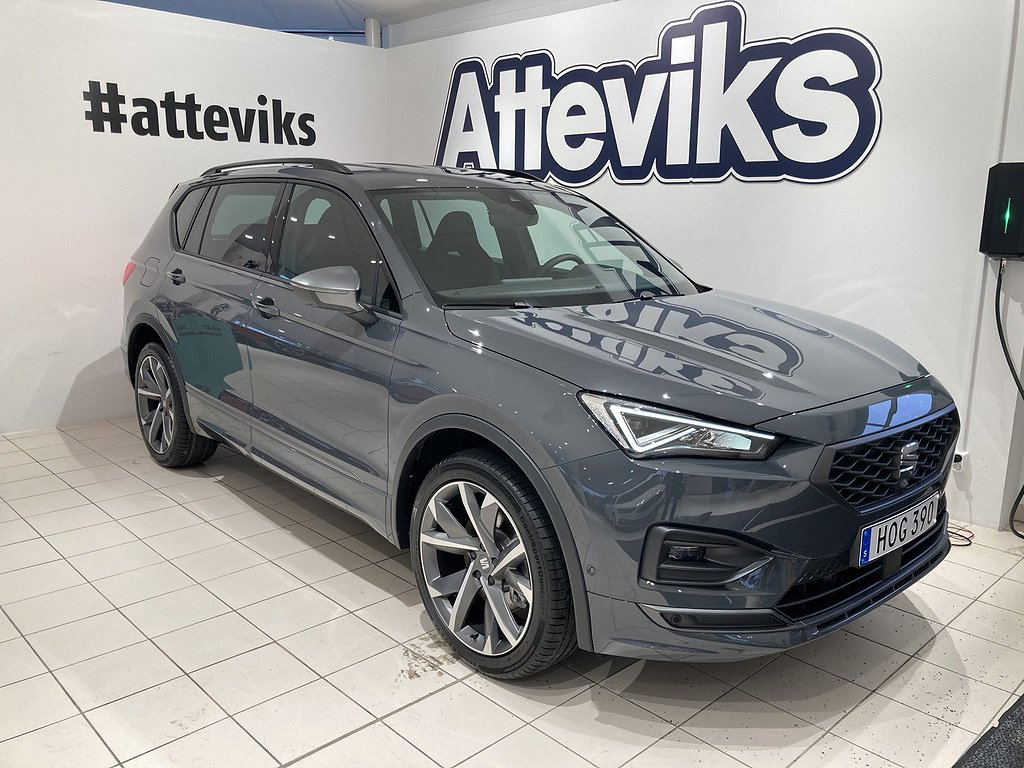 Seat Tarraco TDI FR 200hk Automat 4Drive. Swedish Edition Fleet