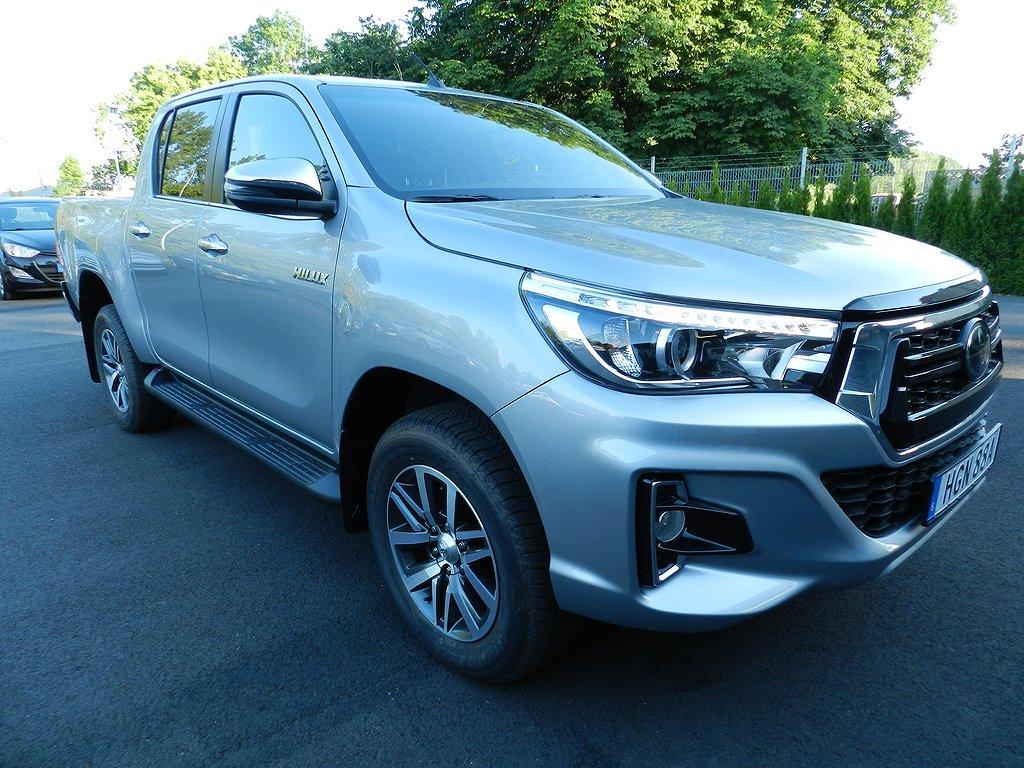 Toyota Hilux Ultimate ++++ Reserverad ++++