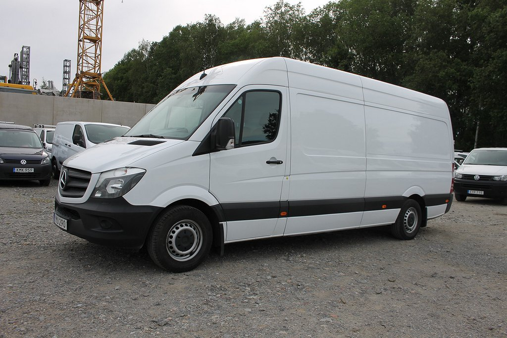Mercedes-Benz Sprinter 316 AUT X-Lång Backkam*