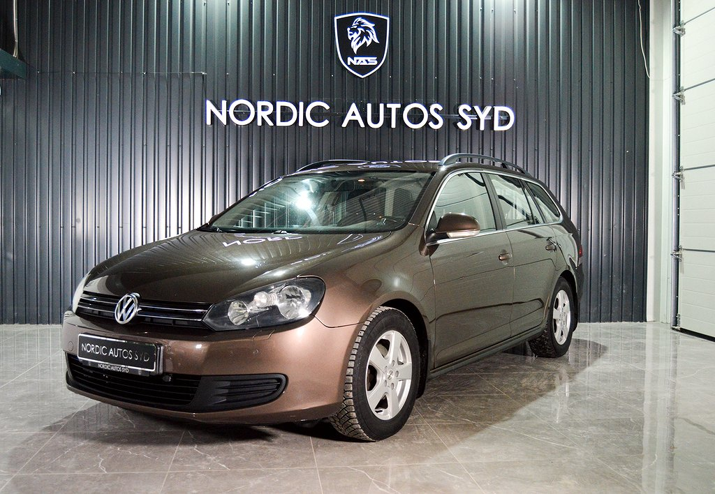 Volkswagen Golf Variant 1.6 TDI BlueMotion Drag Navigation
