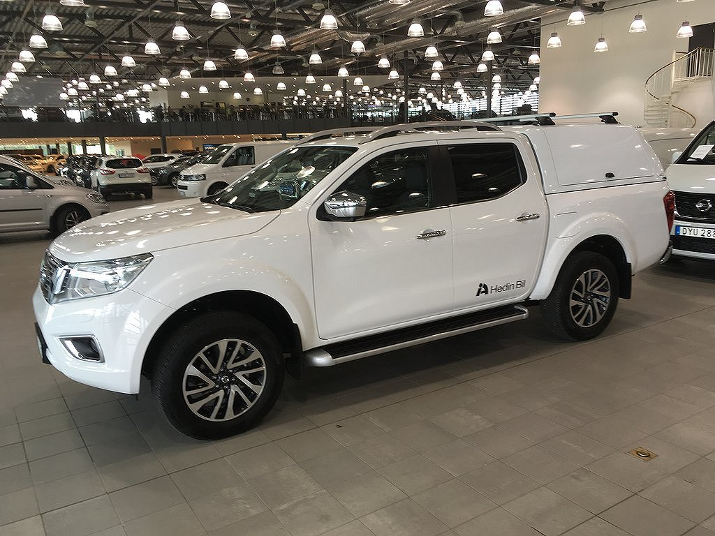 "Nissan NP300 NAVARA DOUBLE CAB 2.3 DCI 190HP ""AT TEKNA. SUNROOF"