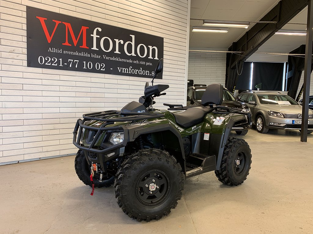 Hisun Forge 550 EPS ATV