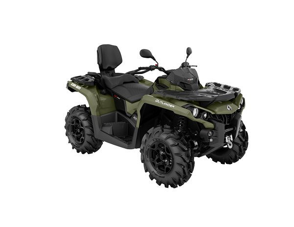 Can-Am OUTLANDER MAX PRO 570 T3B