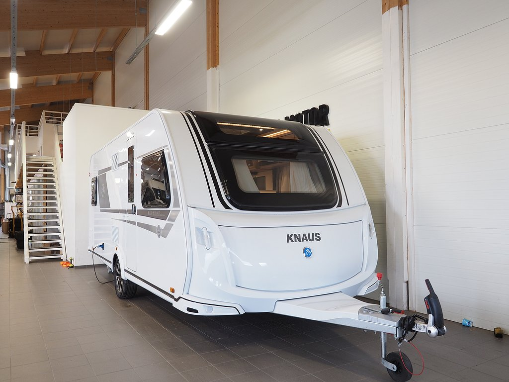 Knaus Südwind 580 UF Scandinavian Selection 2021