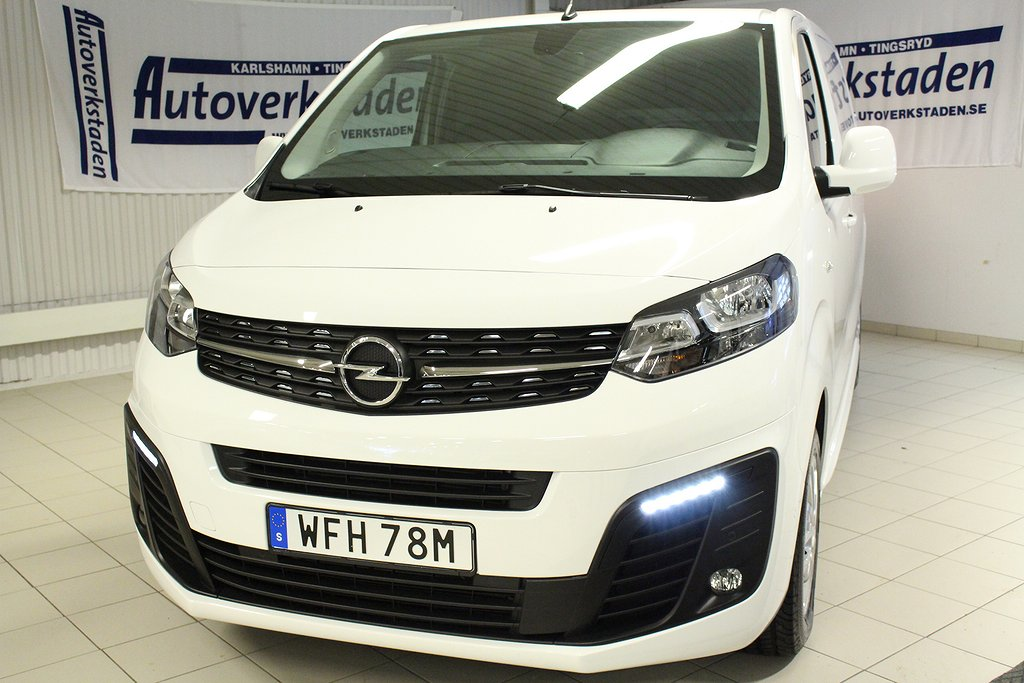 Opel Vivaro L2H1 Business BLUEHDI 2.0 120hk AT8