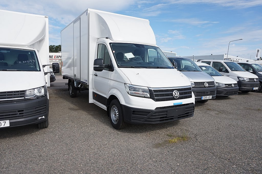 Volkswagen Crafter Chassi 2nd Generation