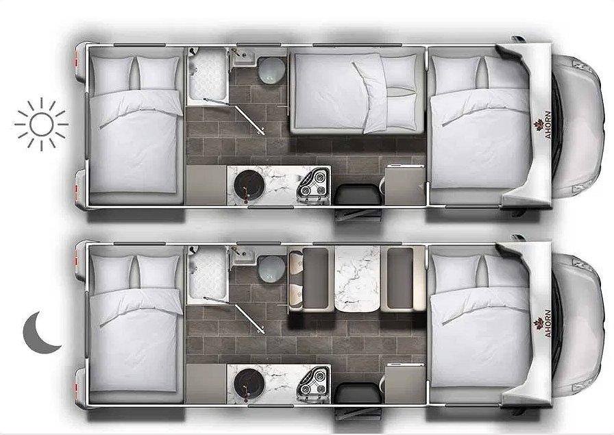 Ahorn Canada AD 2022-KAMPANJ 2.2% 6Pers XL-Garage 2820kr/mån
