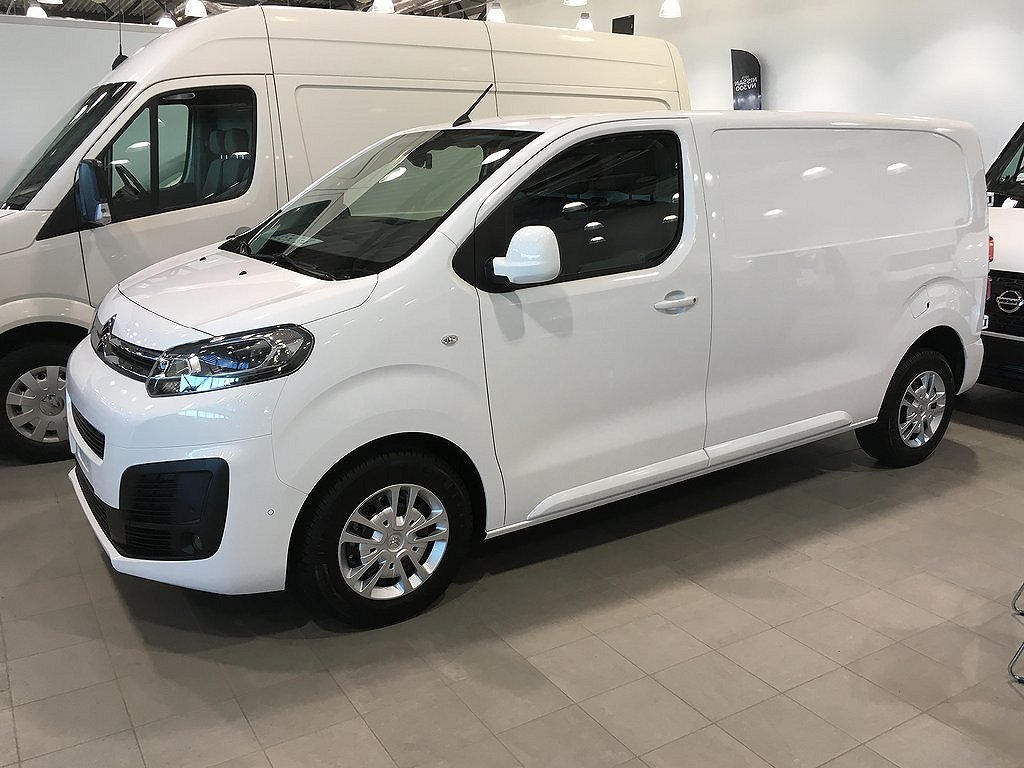 Citroën Jumpy L2 BLUEHDI 120 PROPACK EDITION