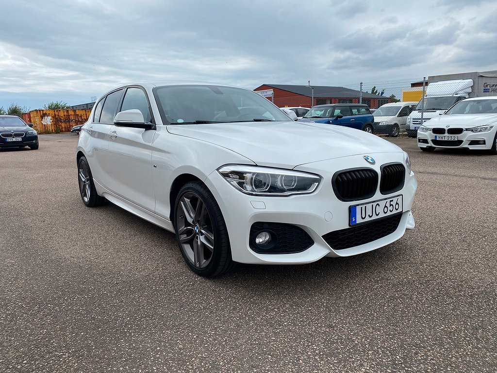 BMW 120 d xDrive 5-door Steptronic M Sport 190hk