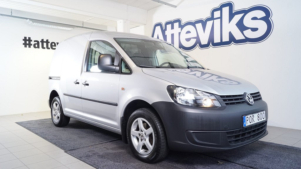 Volkswagen Caddy Panel Van 2.0 EcoFuel 109hk Drag