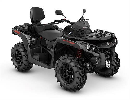 Can-Am Outlander MAX 650 PRO T