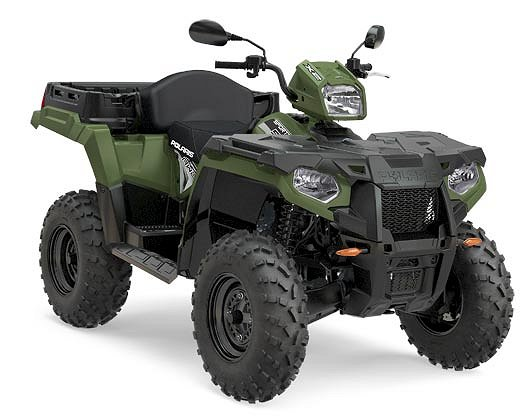 Polaris Sportsman® 570 X2 EPS