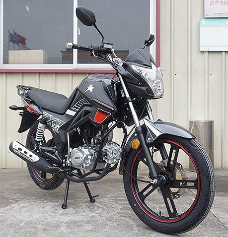 """Övrigt moped """"ZXT"""" svart, EU45, 50CC"""