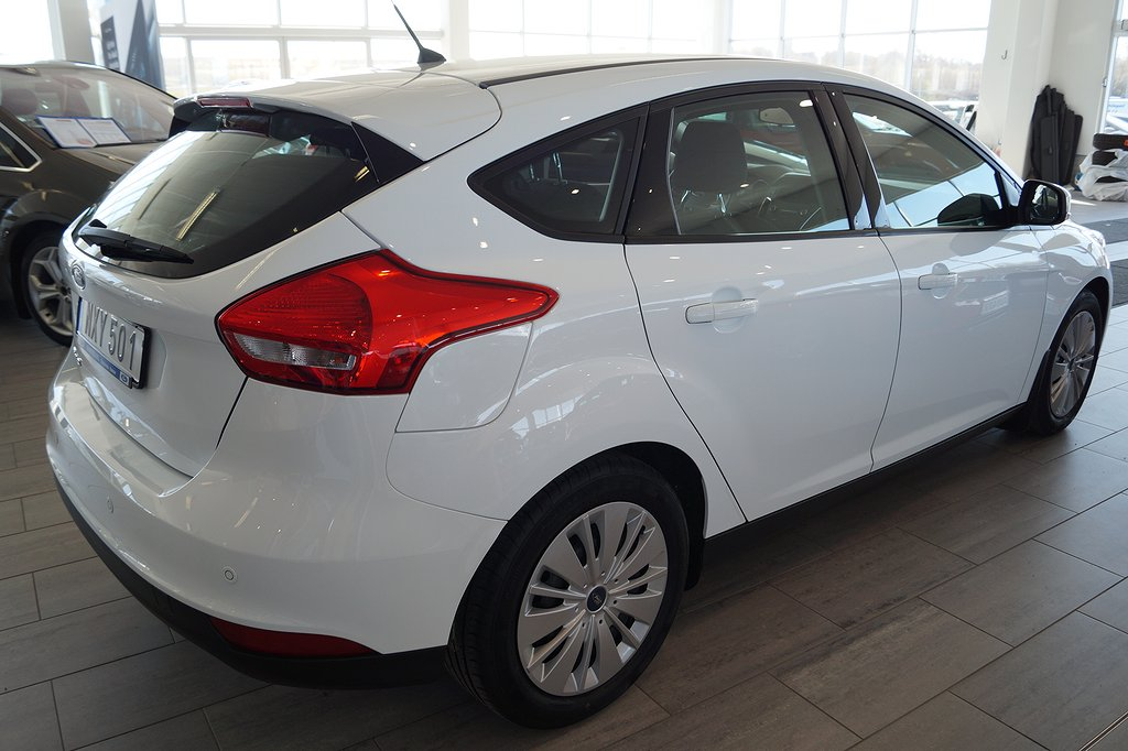 Ford Focus 1.5 TDCi Euro 6 95hk Trend