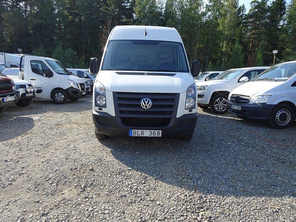 Volkswagen Crafter 2.5TDI Nyservad+Fj.Värmare