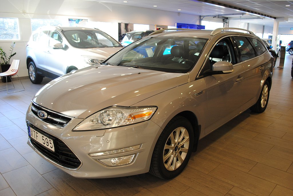 Ford Mondeo 2.0 140hk TDCi Business Kombi *Drag*