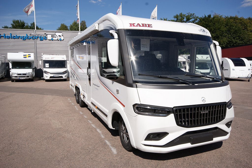 Kabe TM IMPERIAL 810 LGB / Mercedes chassi