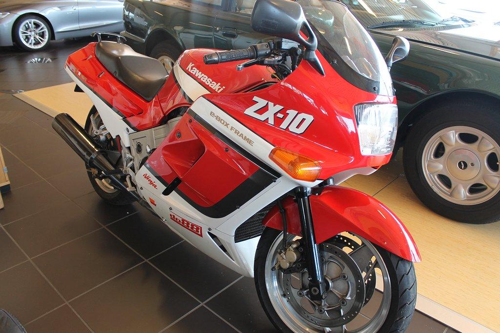 Kawasaki Ninja ZX 1000 B