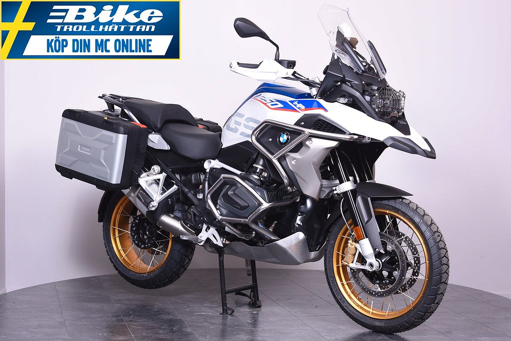 BMW R1250GS HP Performance  Touratech Edition