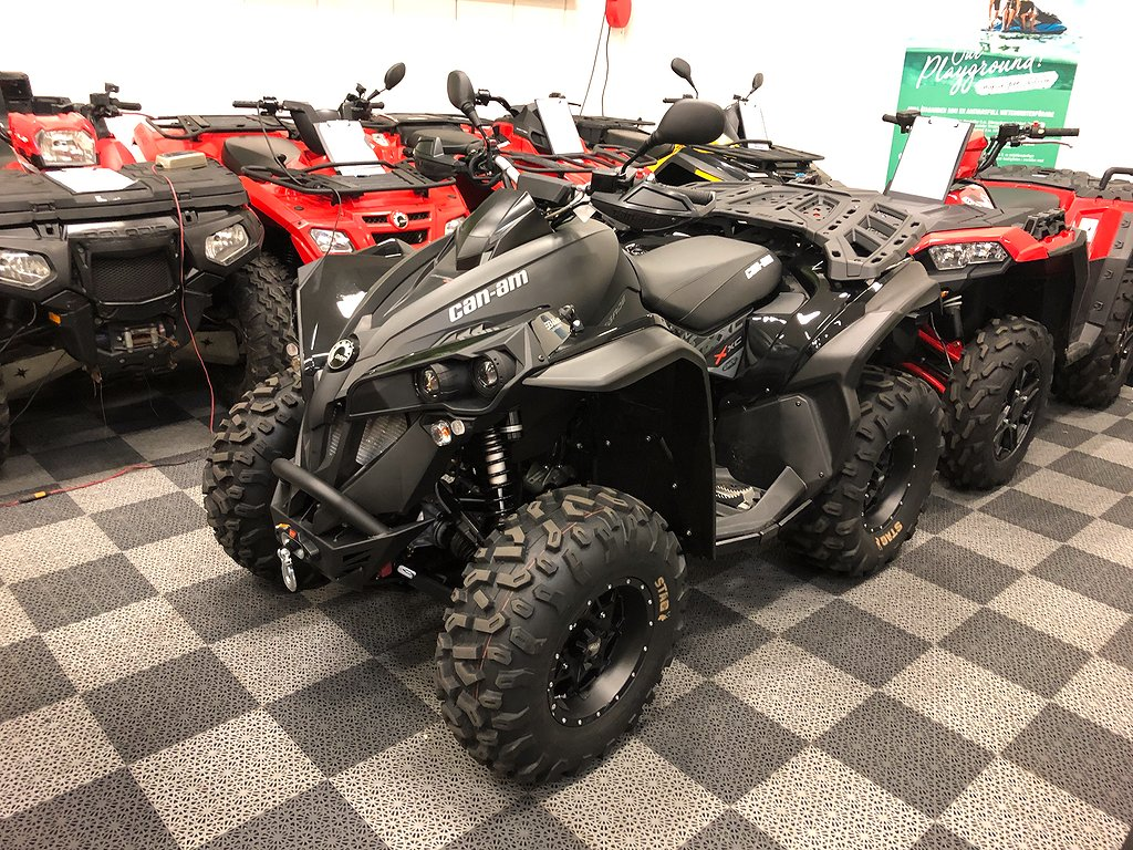 Can-Am Renegade 1000 XXC T3b