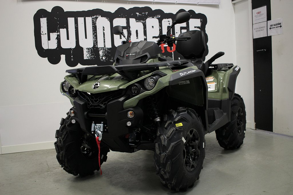 Can-Am Outlander 570 MAX PRO+ T3B