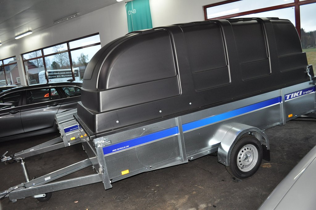 Tiki-Treiler CS350-LHE Skotervagn CS350-LHE