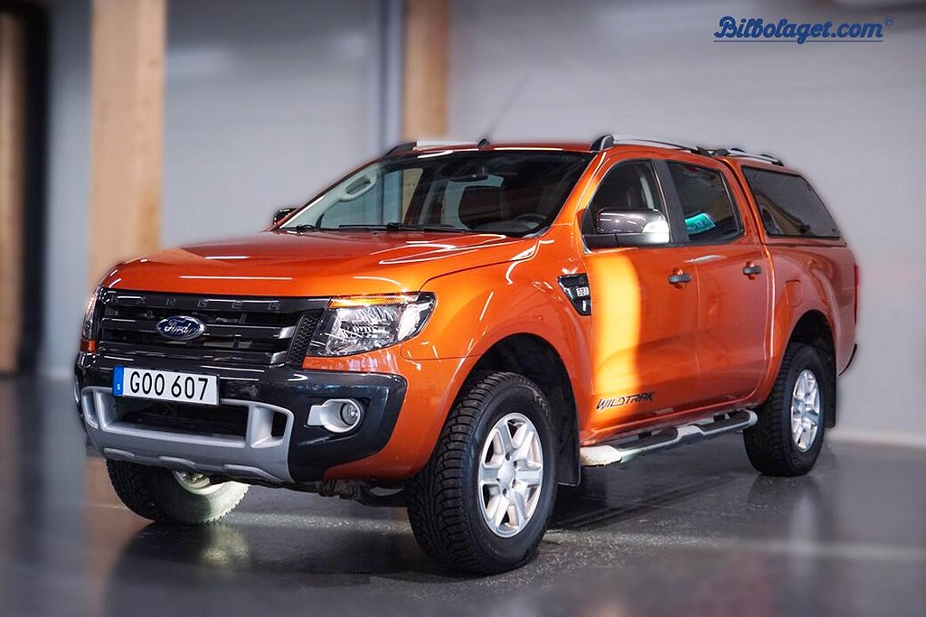 Ford Ranger Double Cab Wildtrak 3.2 200 A 4x4