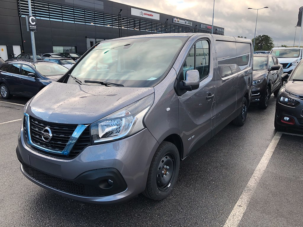 Nissan NV300 1.6 DCI 125 6 M/T L2H1 WORKING STAR 2019