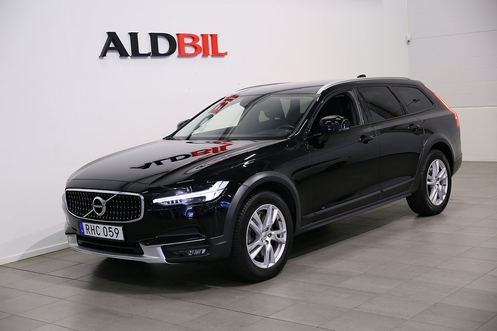 Volvo V90 Cross Country D4 190hk AWD Business Adv Aut