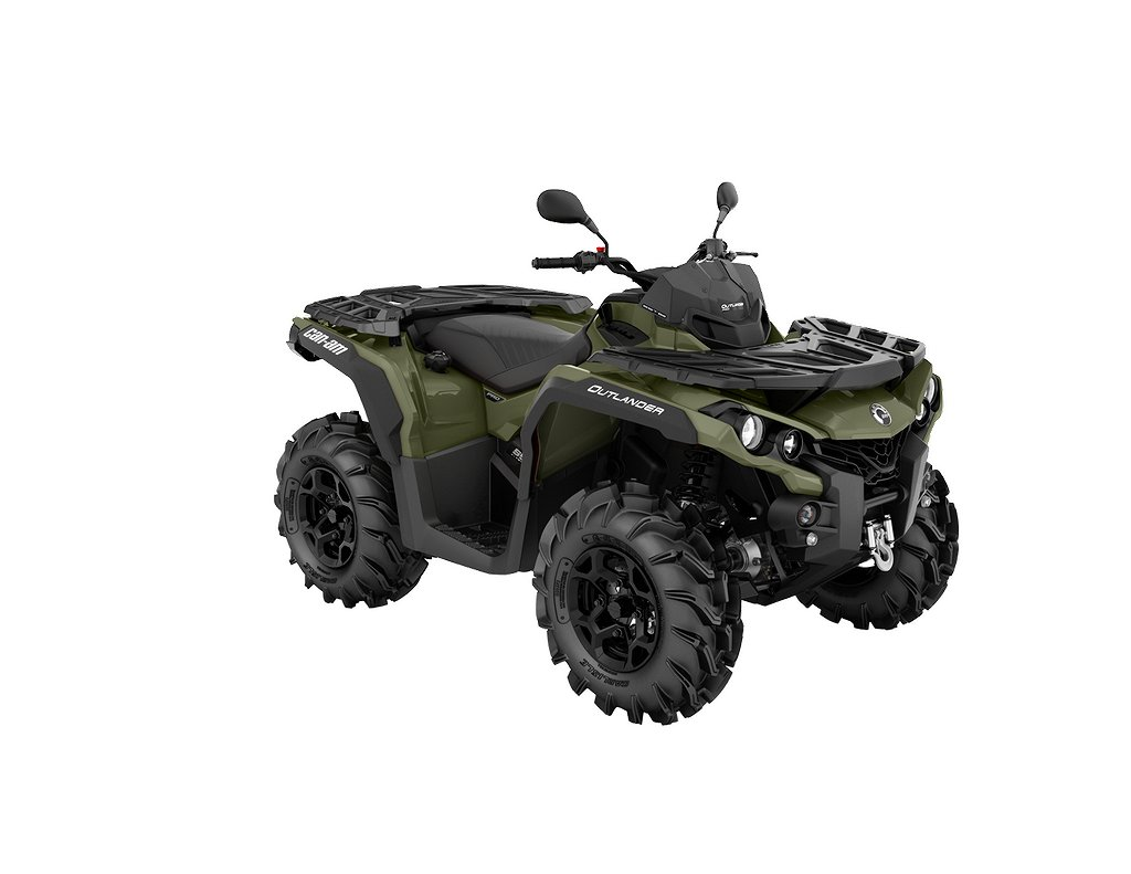 Can-Am OUTLANDER 570 PRO + T3B
