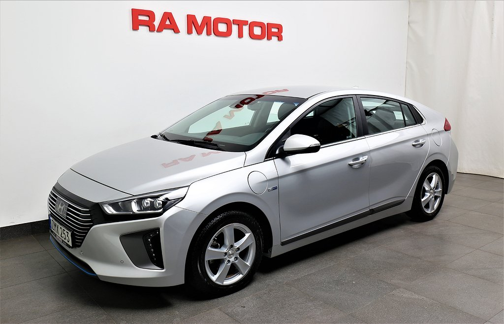 Hyundai IONIQ Plug-in 1.6 DCT Business Edition