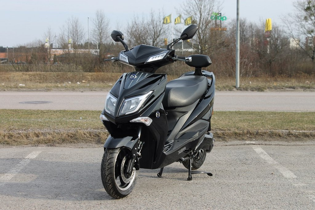 Sunra Hawk El Moped 45km/h Klass 1