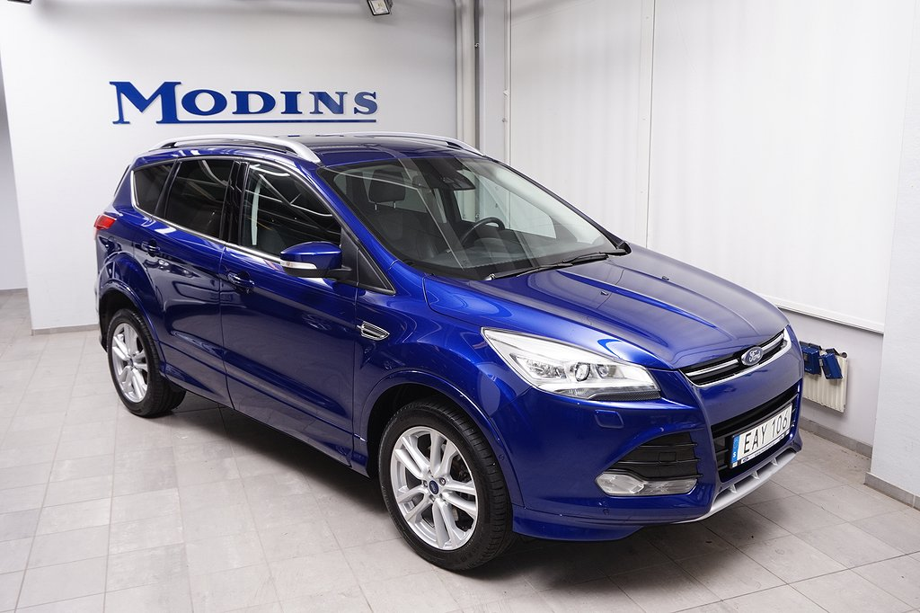 Ford Kuga 2.0 TDCI 180Hk Aut Business X 4WD