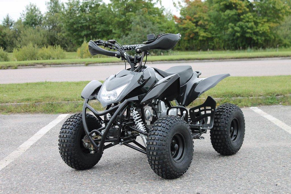 ATV QuadSnake 125cc Automat med back