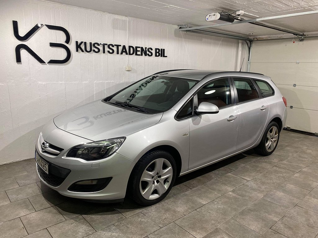 Opel Astra Sports Tourer 1.6 Euro 6