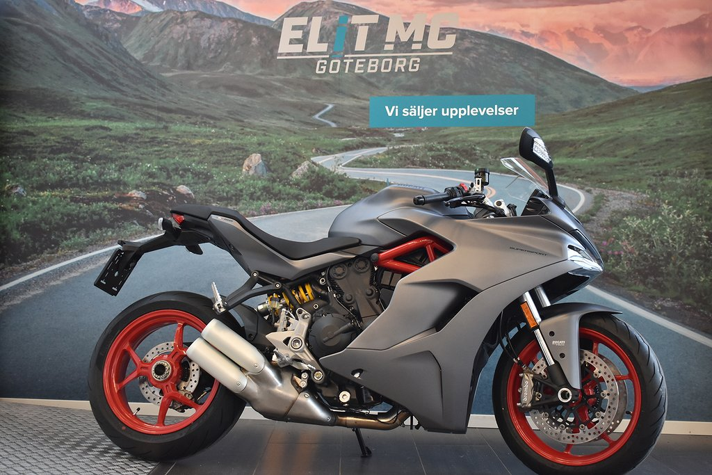 Ducati Supersport 939  ELiT MC GB