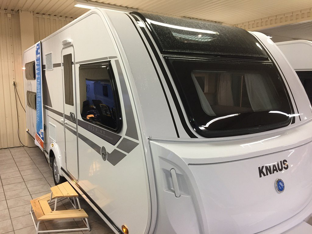 Knaus Südwind Scandinavian Selection 590 UK