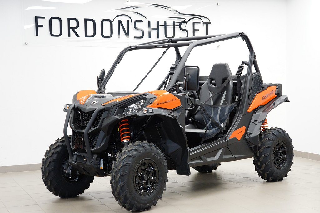 Can-Am Maverick TRAIL DPS 800 T | OMG. LEVERAMS