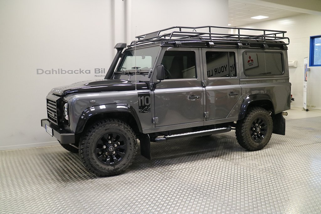 Land Rover Defender Adventurer limited edit
