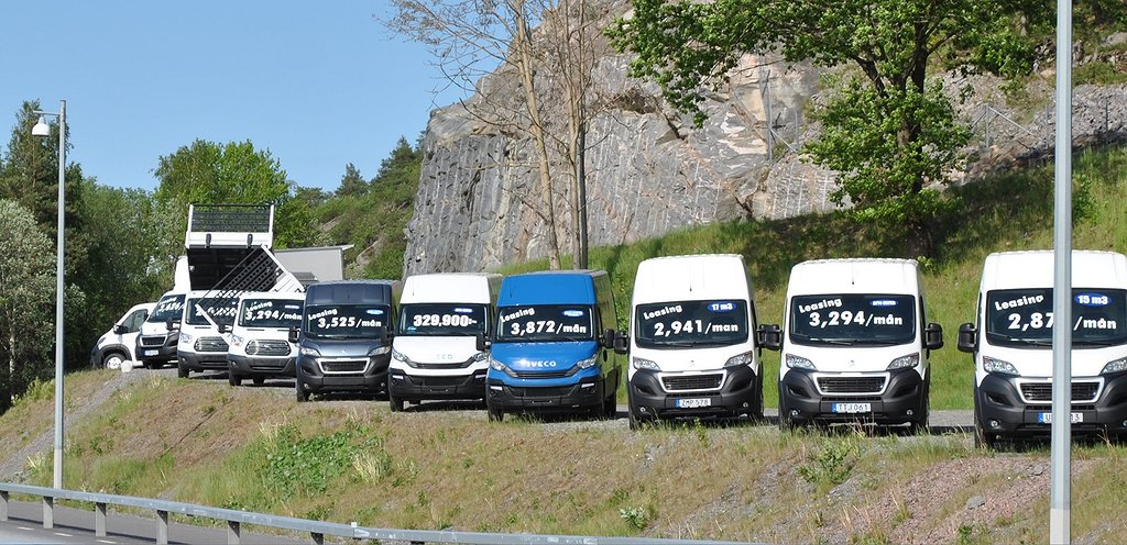 Iveco Iveco Daily 35S16V 7-Sits