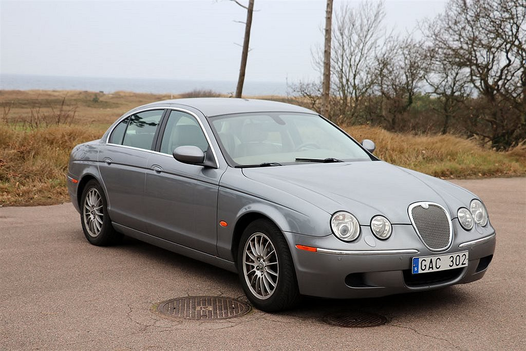 Jaguar S-Type 2.7D V6 CL